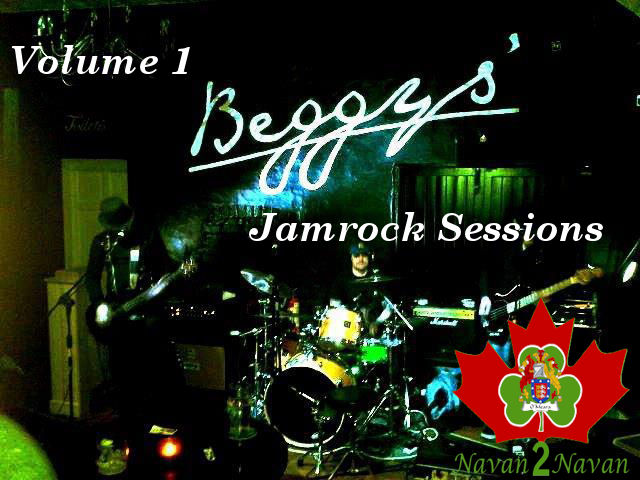 Beggys's Jamrocks Volume 1 from Navan2Navan and The Furry Gilberts